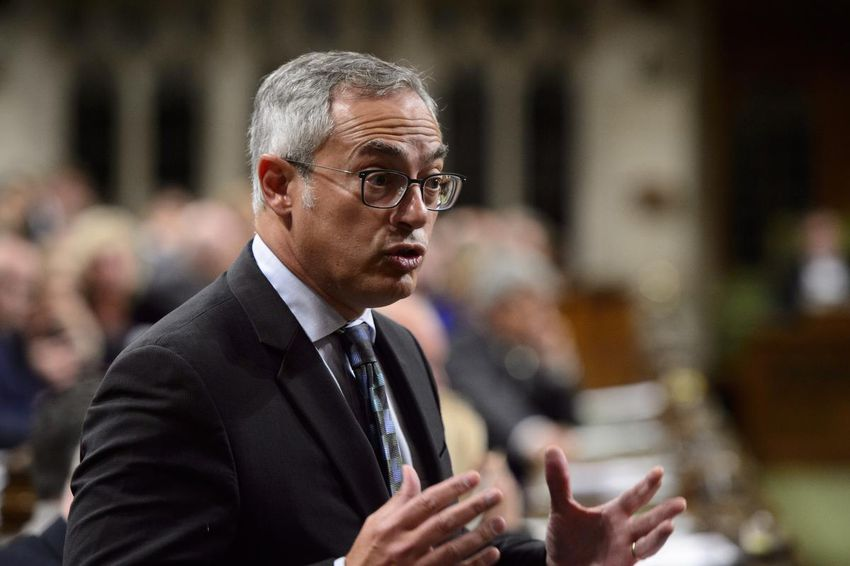 Former Conservative MP Tony Clement, shown in the House of Commons in 2018, recently became an adviser for a Netherlands-based company marketing microdoses of psilocybin, the active ingredient in magic mushrooms.